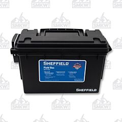 Sheffield Black Field Box
