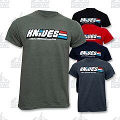 SMKW GI-Knives T-Shirt