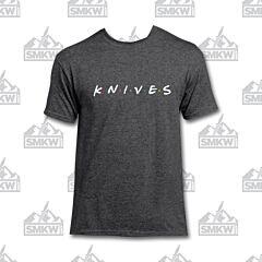 SMKW Knives T-shirt