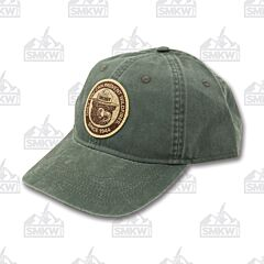 Dark Green Smokey The Bear Hat
