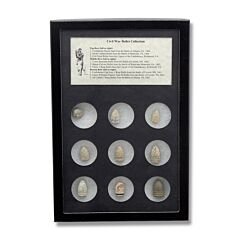 Deluxe Civil War Bullet Collection