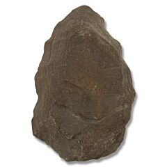 Single Large Neanderthal Hand Axe