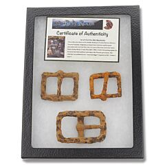 Rifle Sling Buckles Set of 3