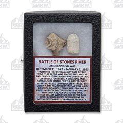 Battle of Stones River Bullets