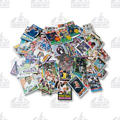 Set of 300 Assorted Football Cards