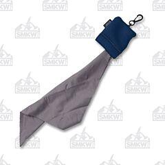 Carson Optical Blue Stuff-It Pro Microfiber Cloth