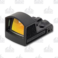 Sig Sauer RomeoZero Micro Open Reflex Sight Black