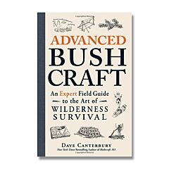 Advanced BushCraft Field Guide Book