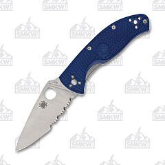 Spyderco Tenacious Lightweight Blue PS