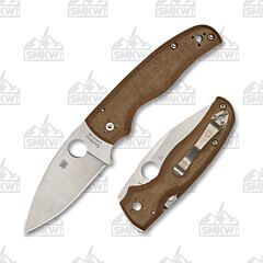Spyderco Sprint Run Z-Wear PM Shaman