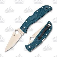 Spyderco Endela K390 Blue