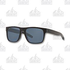 Costa Spearo Blackout Plastic Sunglasses