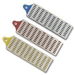 Super Diamond Sharpener 3 Piece Pocket Sharpers