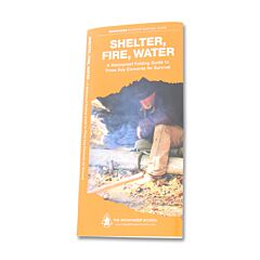 Pathfinder Outdoor Survival Guide Shelter, Fire, Water