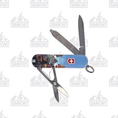 Victorinox Safety is Key Classic SD