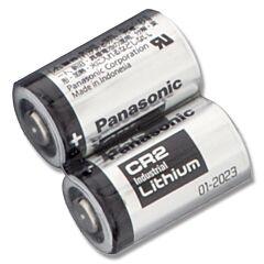 Streamlight CR2 3V Lithium Batteries - 2pk