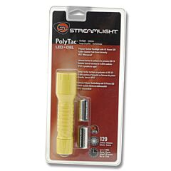Streamlight PolyTac Flashlight Yellow