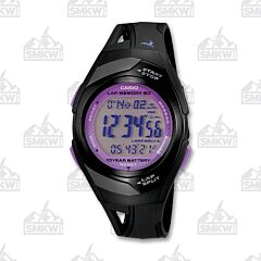 Casio Sport Runner 60-Lap Memory Watch STR300-1C
