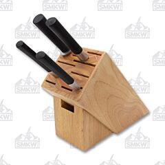KAI Housewares Wasabi 5-Piece Block Set