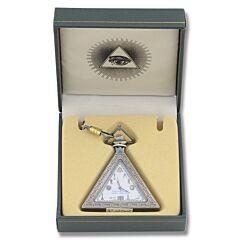 Masonic Pyramid Pocketwatch