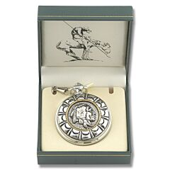 Sigma Impex Native American Pocketwatch