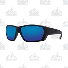 Costa Tuna Alley Blackout Plastic Sunglasses