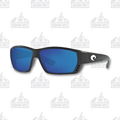Costa Tuna Alley Matte Black Sunglasses
