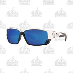 Costa Tuna Alley Shiny Crystal Plastic Sunglasses