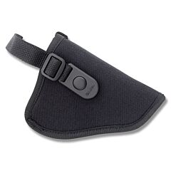 """Allen Cortez Nylon Hip Holster - Size 00 - 2"""" to 3"""" Small and Medium Double Action Revolver"""