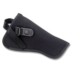 "Allen Cortez Nylon Hip Holster - Size 02 - 3"" to 4"" Medium and Large Frame Double Action Revolver"
