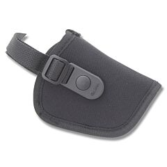 "Allen Cortez Nylon Hip Holster - Size 09 - 2"" Small Frame 5-Shot Revolver with Hammer Spur"