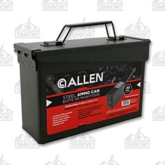 Allen .30 Caliber Steel Ammo Can