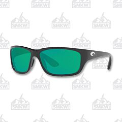 Costa Tasman Sea Shiny Black Sunglasses