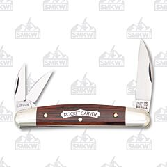 Great Eastern Tidioute 620320 Pocket Carver Cocobolo Wood