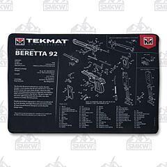TekMat Gun Cleaning Mat Beretta 92