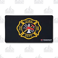 TekMat Gun Cleaning Mat Firefighter