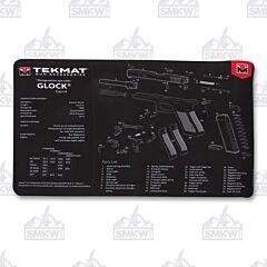 TekMat Gun Cleaning Mat Glock Gen 4