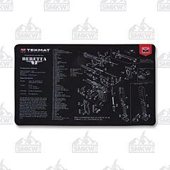 TekMat Ultra 20 Gun Cleaning Mat Beretta 92