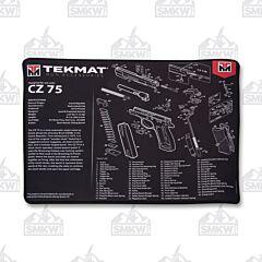 TekMat Ultra 20 Gun Cleaning Mat CZ 75