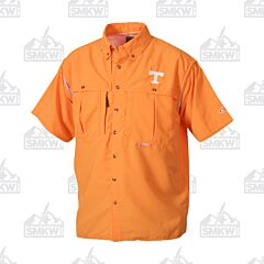 Drake Tennessee Wingshooter's Short Sleeve Button Down
