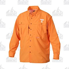 Drake Tennessee Wingshooter's Long Sleeve Button Down
