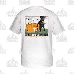 Drake Tennessee Black Lab Tailgate Tee