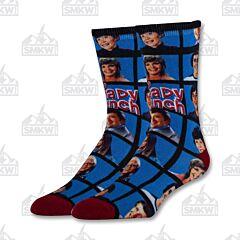 Oooh Yeah! Brady Brunch Cast Men's Crew Socks