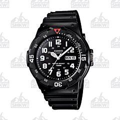 Casio Men's Classic Analog Black Watch