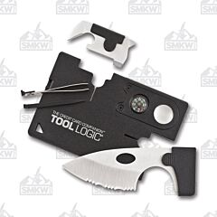 Tool Logic Credit Card Companion Multitool