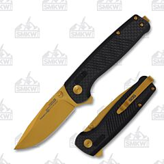 SOG Terminus XR LTE Carbon and Gold
