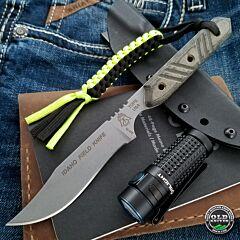 TOPS Idaho Field Knife