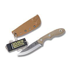 TOPS Mini Scandi Knife 2.5 Rockies Edition