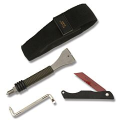 TOPS Pry Probe Punch Tool with Folding Saw