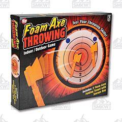 Large Foam Axe Throwing Game